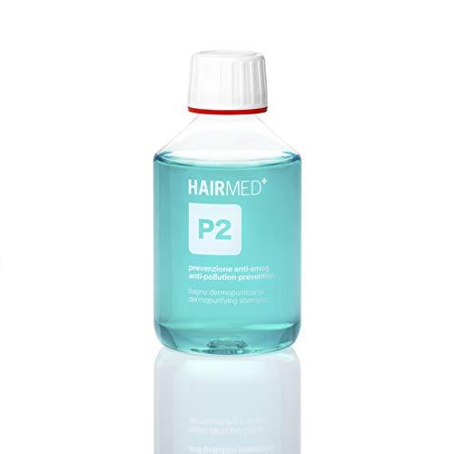 hairmed - shampoo professionale per capelli senza siliconi e parabeni (shampoodelicato iperidrosi p2, 200 ml)