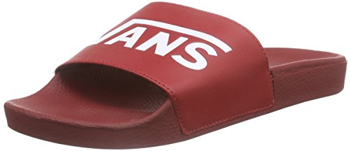 Vans Herren Slide-On Pantoletten Rot (Chili Pepper)