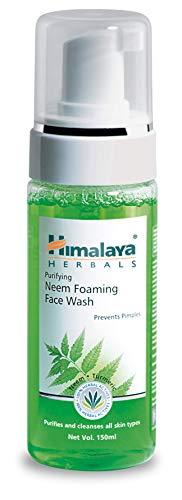 Himalaya Herbals Espuma Limpiadora Facial Nim Purificante