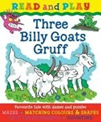 Three Billy Goats Gruff (Read and Play)