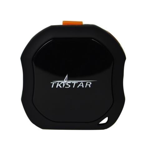 Tkstar Mini GPS Tracker–étanche Système de suivi GSM AGPS pour enfants/parents/animaux/vélos Tk1000