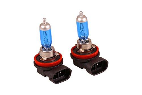 2 Xenon Look Halogen Lampen 4300 Kelvin H11 55W Nebelscheinwerfer