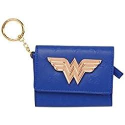 DC Comics Wonder Woman Mini Trifold Billetera