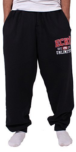 ecko-mens-boys-hip-hop-star-jogging-jogger-bottoms-pants-time-money-is-sporting-m-charcoal-grey
