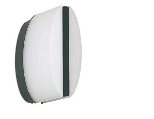 Aplique doble flujo luz a LED para paredes exteriores 10W luz fría