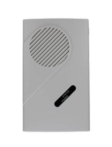 LUPUSEC Funkrepeater für die XT Smarthome Alarmanlagen, kompatibel mit allen XT Funk Alarmanlagen, verstärkt alle 868Mhz Sensoren (Gefahrenmelder), inkl. 12V Netzteil, 12016
