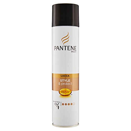 laque pro-v new style & laque protect cheveux normali-spessi 250ml