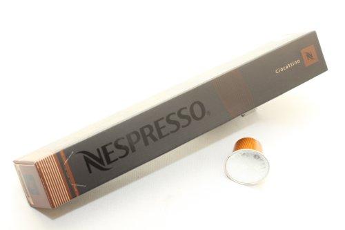 Nespresso Capsules Chocolate - 10 Ciocattino Capsules - LIMITED - Original Nestlé - Espresso Coffee