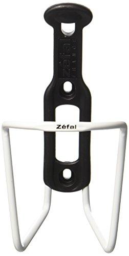 Zefal Flaschenhälter Alu Plast 124 Weiß weiß Zefal Flaschenhalter