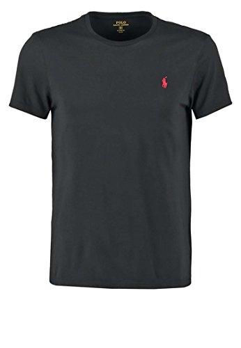Polo Ralph Lauren C9642 Nero T-Shirt Mann Schwarz L