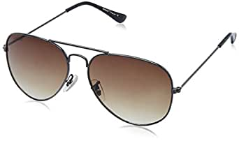 e430a789bed ... Sunglasses  MTV Roadies Unisex Classical Aviator with 100% UV Blocking  Shatterproof