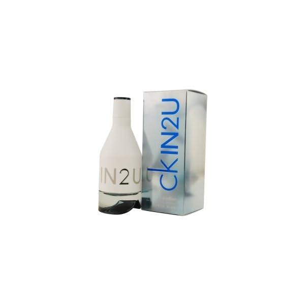 Calvin Klein – Eau De Toilette Ckin2U Hombre, 100 ml