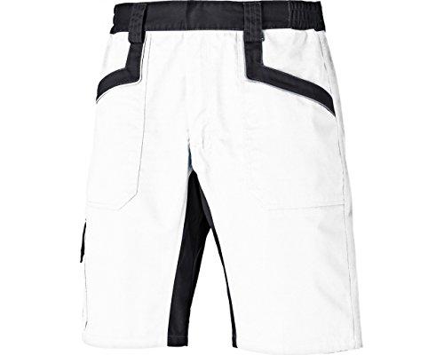 Dickies–Industry 260Workwear Cargo pantaloncini bianco in2001 Bianco/Grigio