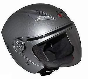 CASCO JET ONE SPY PLATA S