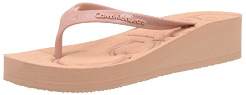 Calvin Klein Jeans Tamber Jelly, Flip Flops Femme