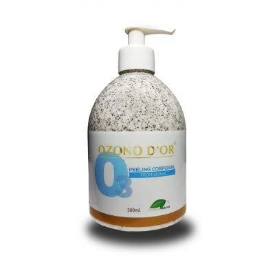 OZONODOR Ozonisiertes Körperpeeling 500 ml. Exfoliating natural body bio