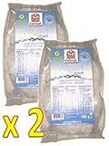 Nigari - Chlorure de magnésium - Lot de 2 x 100g
