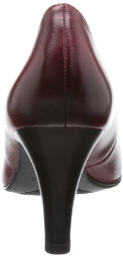 Caprice  Henny-1-1 9-9-22400-21 018, escarpins femme Rouge - Rot (RED ANTIC)