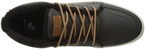 Dvs Scarpe Herren Rivera Sneaker Schwarz (black Crazy Horse)