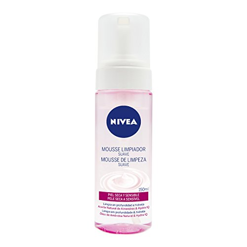 NIVEA Mousse - Limpiador suave facial 150 ml