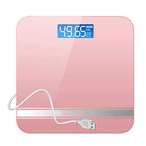 SHYPT Báscula baño Digital Peso Corporal precisión