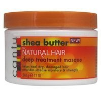 Cantu Shea Butter Deep Treatment Masque, 12 Ounce by Cantu Shea Butter [Beauty] (English Manual)