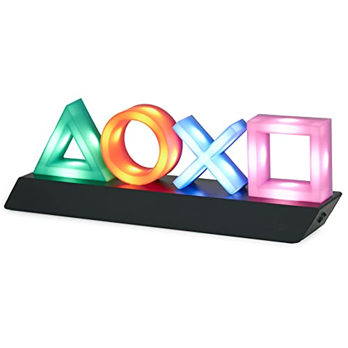 """Oferta de Paladone PP4140PS, Lámpara """"PlayStation"""", Multicolor"""