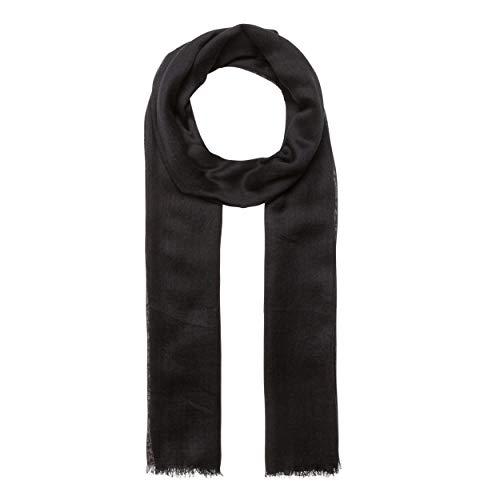 CODELLO Unifarbener Schal aus Wollmix