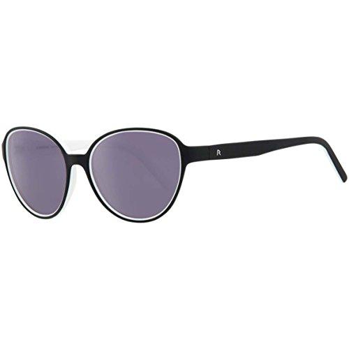 Rodenstock Sonnenbrille R3268 (55 mm) schwarz/weiß