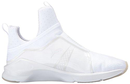 Puma - PUMA Frauen Fierce Bright Cross-Trainer-Schuh Puma White/Puma White