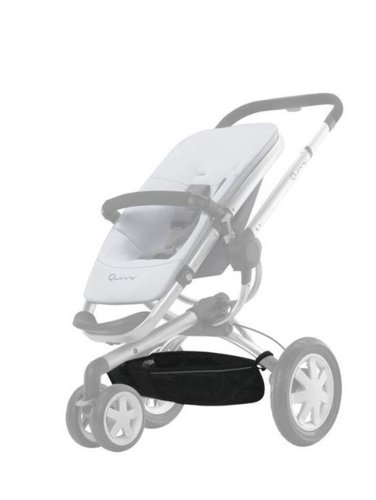Quinny Buzz 96030044 Shopping Trolley for 3 and 4-Wheeler Pushchairs