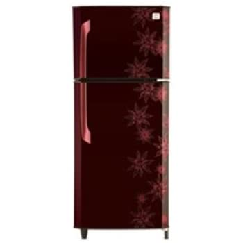 Godrej 231 L 2 Star Frost-Free Double Door Refrigerator (RT Eon 231 C 2.3, Berry Bloom)
