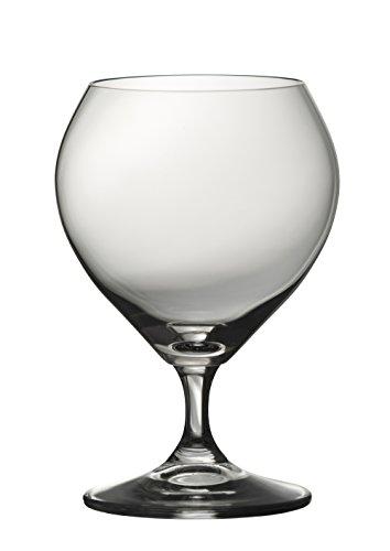 Galway claridad de cristal pequeño Copa de Brandy (Juego de 6), trans