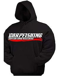 Baits Karpfen Boilies Carp T-Shirt Angeln Köder Fang Rute Fisch hunter xxx