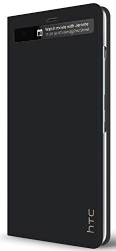 HTC 99H20386-00 Ocean Note Leder Schutzhülle für U Ultra dunkel blau