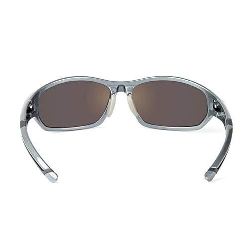 Defect Männer und Frauen Mode Sonnenbrillen im Freien Sport Reiten Auto Fahren Sonne Visier Anti-UV-polarisierte Sonnenbrille