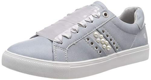 Dockers by Gerli Damen 44MA202-610610 Sneaker, Blau (Hellblau 610), 38 EU