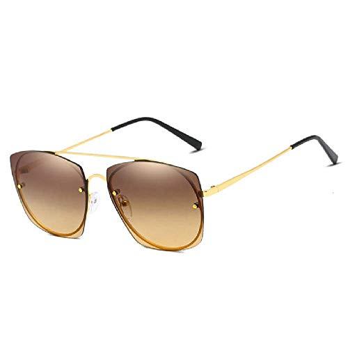 Markendesigner Damenmode Sonnenbrillen Klassisch Farbverlauf Weiblich Elegant Sonnenbrille Schattierungen Oculos de sol Gafas UV400 Eyewear Libbey Mini