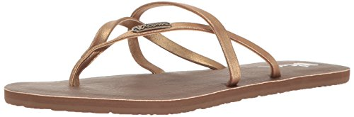Volcom All Night Long Zehentrenner, Tongs Femme