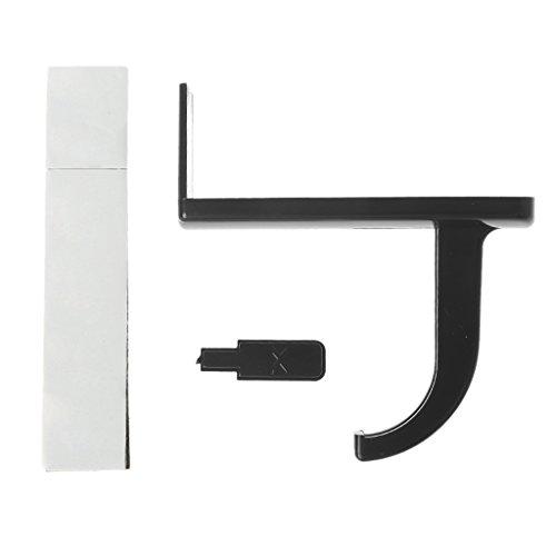 GROOMY Auriculares Auriculares Colgador Escritorio Pared PC Soporte de  soporte Auricular Soporte de gancho para sujetar 4d11c57c779b