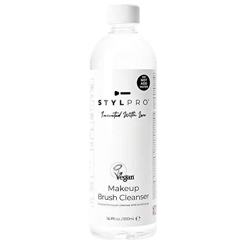 stylPro Make-up-Pinsel-Reiniger, 500 ml