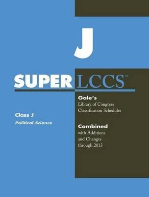 [SUPERLCCS 13: Schedule J Political Science] (By: Gale) [published: April, 2014]