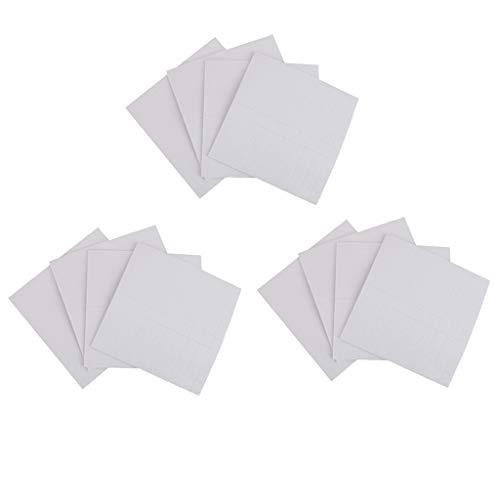 elseitig Doppelseitig Klebende Schaumstoff Klebepads Für Kartenherstellung ()