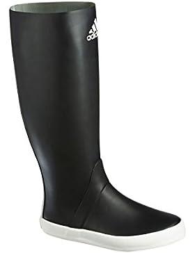 Adidas Sailing Harbour Gummistiefel - Schwarz/Weiß