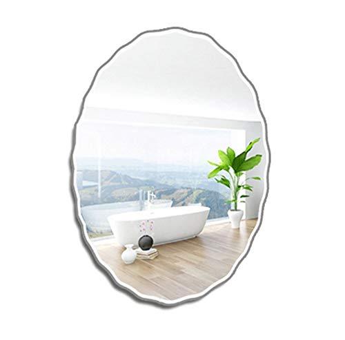 Espejo maquillaje ZHILIAN Espejo De Baño Sin Marco