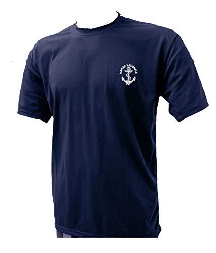 Tee Shirt Marine Nationale