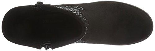 XTI - 30526, Stivali bassi con imbottitura leggera Donna Nero (nero)