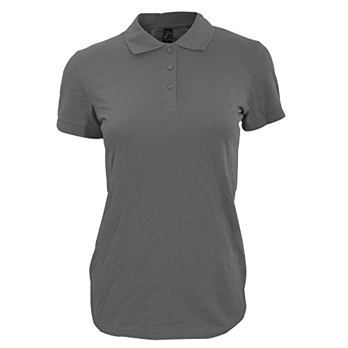 SOLS Perfect Damen Polo-Shirt, Kurzarm Kellygrün
