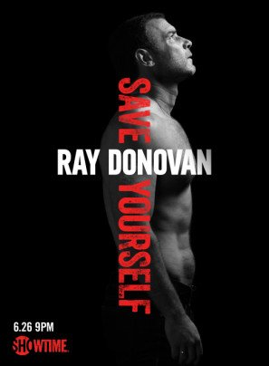 RAY DONOVAN - US Imported TV Series Wall Poster Print - 30CM X 43CM