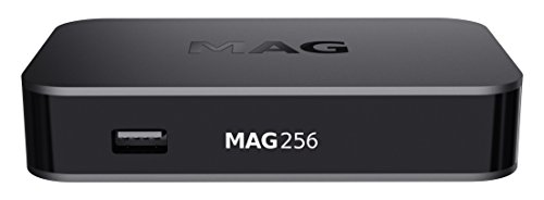 Original Mag 256 IPTV Multi Media Streamer hevc Caja HDMI USB Full HD